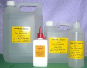 Treadmill Silicone Lubricant 500ml bottle x 1